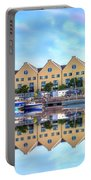 The Harbor At Galway Portable Battery Charger