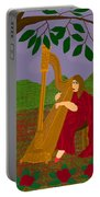 The Harpist Portable Battery Charger