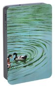 The Herd Series - Duck Meet Portable Battery Charger
