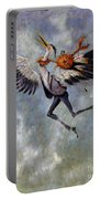 The Heron And The Crab Portable Battery Charger