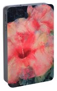 The Hibiscus Portable Battery Charger