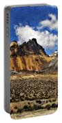 The High Andes Painted Version Portable Battery Charger
