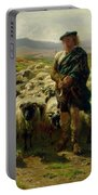 The Highland Shepherd Portable Battery Charger