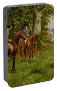 The Highwaymen Portable Battery Charger