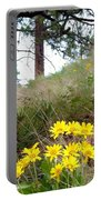 The Hillsides Are Alive Portable Battery Charger