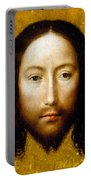 The Holy Face Portable Battery Charger by Flemish School