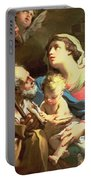 The Holy Family Portable Battery Charger by Gaetano Gandolfi