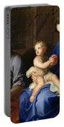 The Holy Family Portable Battery Charger