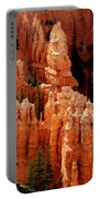 The Hoodoos In Bryce Canyon Portable Battery Charger