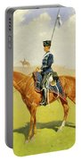 The Hussar Portable Battery Charger