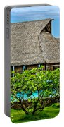 The Huts IIII Portable Battery Charger