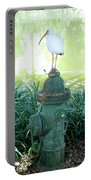 The Hydrant Bird Portable Battery Charger
