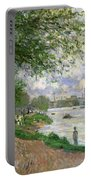 The Island Of La Grande Jatte Portable Battery Charger