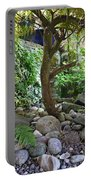 The Japanese Garden Portable Battery Charger