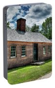 The John Wells House In Wells Maine Portable Battery Charger