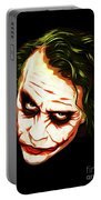 The Joker - Pop Art Portable Battery Charger