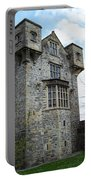 The Keep At Donegal Castle Ireland Portable Battery Charger