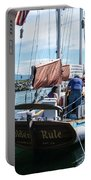 The Ketch Golden Rule Portable Battery Charger