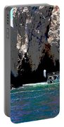 The Keyhole Mexico Cabo San Lucas Portable Battery Charger