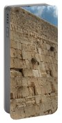 The Kotel - Western Wall In Jerusalem Portable Battery Charger