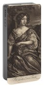The Lady Essex Finch Portable Battery Charger