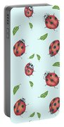 The Ladybugs Portable Battery Charger
