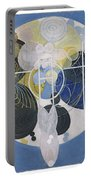 The Large Figure Paintings  No  5 Group 3  Hilma Af Klint 1907 Portable Battery Charger