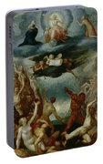 The Last Judgement  Portable Battery Charger