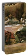The Last Supper Portable Battery Charger by Tissot