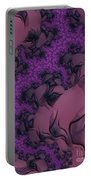 The Lavender Forest 2 Portable Battery Charger