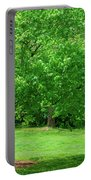 The Leaning Tree Portable Battery Charger
