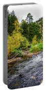 The Leaves Of Fall Portable Battery Charger