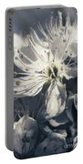 The Light Of Spring Petals Portable Battery Charger