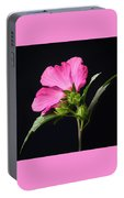 The Light Rose Of Sharon 2017 Square Portable Battery Charger