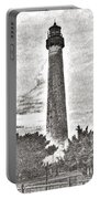 The Lighthouse At Cape May Portable Battery Charger