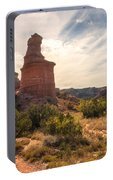 The Lighthouse - Palo Duro Canyon Texas Portable Battery Charger
