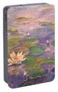 The Lily Pond Portable Battery Charger