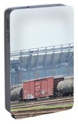 The Linc From The Other Side Of The Tracks Portable Battery Charger