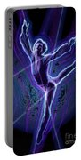 The Lines Of Baryshnikov Portable Battery Charger