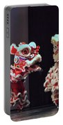 The Lion Dance Camarillo Kung Fu Club Portable Battery Charger