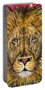 The Lions Selfie Portable Battery Charger