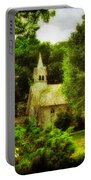 The Little Church On The Corner Portable Battery Charger