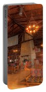 The Lodge At Starved Rock State Park Illinois Portable Battery Charger