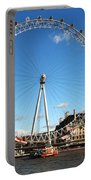 The London Eye 2 Portable Battery Charger