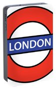 The London Underground Portable Battery Charger