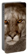 The Look - Florida Panther Portable Battery Charger