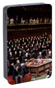 The Lord Chancellor About To Put The Question In The Debate About Home Rule In The House Of Lords Portable Battery Charger
