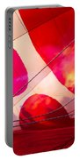 Hearts A' Fire - The Love Hot Air Balloon Portable Battery Charger