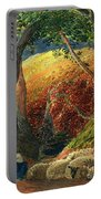 The Magic Apple Tree Portable Battery Charger by Samuel Palmer