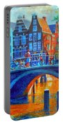The Magic Of Amsterdam Portable Battery Charger